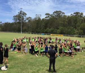 Upper Coomera Touch Football